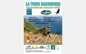 trois bassinoise 14 kms